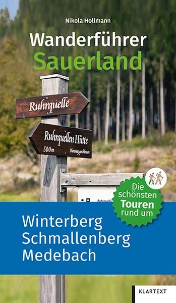 Wanderführer Sauerland 01